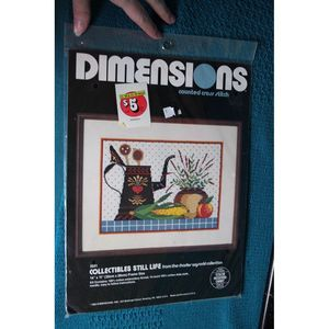 Dimensions collectibles cross stitch kit